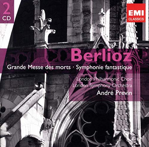 Berlioz: Grand Messe des Morts from EMI