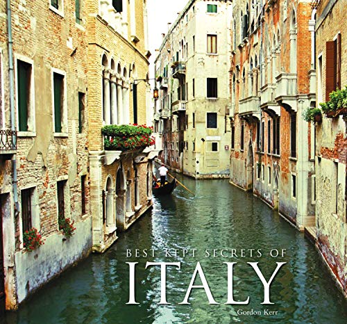Best Kept Secrets of Italy from Flame Tree Publishing