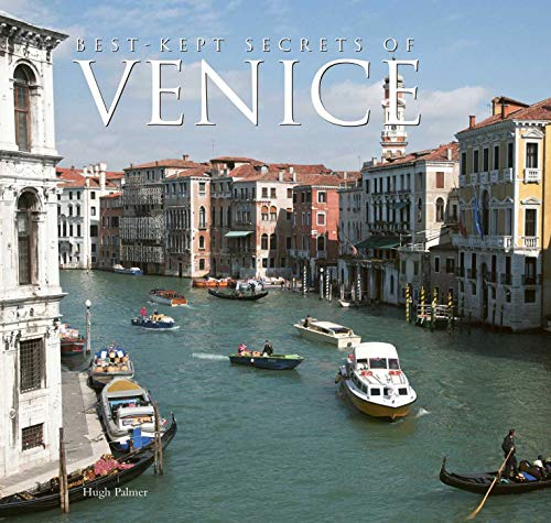 The Secrets of Venice (Secrets of S) from Flame Tree Publishing