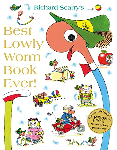Best Lowly Worm Book Ever from HarperCollins Publishers
