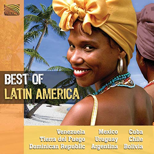 Best Of Latin America from ARC