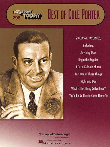 Best of Cole Porter: E-Z Play Today Volume 296 from Hal Leonard