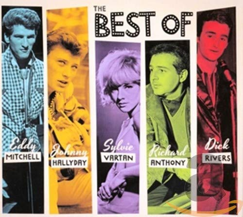 Best of French 60's Legends / Various from WAGRAM