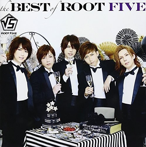 Best of Root Five / CD+Dvd Ltd Deluxe Edition