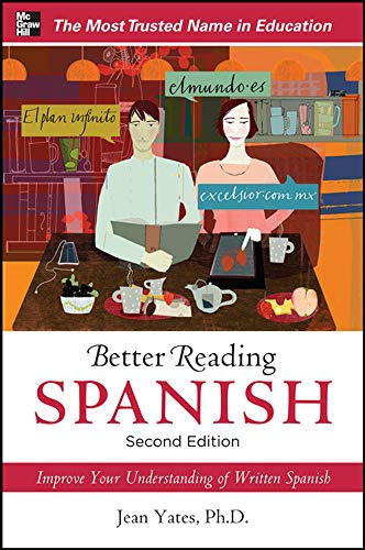 Better Reading Spanish, 2nd Edition (Better Reading Series) from McGraw-Hill Education
