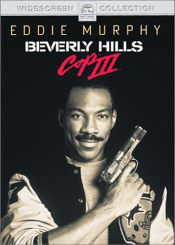 Beverly Hills Cop 3 [DVD] [1994] [Region 1] [US Import] [NTSC] from Paramount Home Video