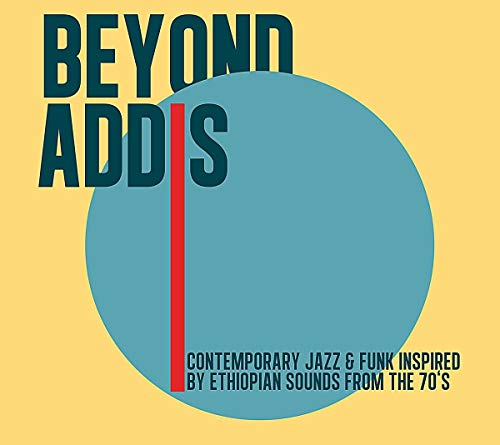 Beyond Addis - Contemporary Jazz and Funk Inspired B [VINYL] from Trikont