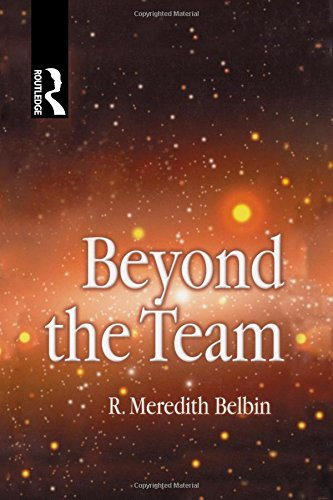 Beyond the Team from Routledge