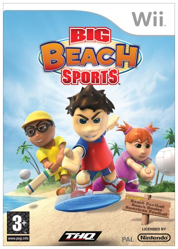 Big Beach Sports (Wii) from THQ