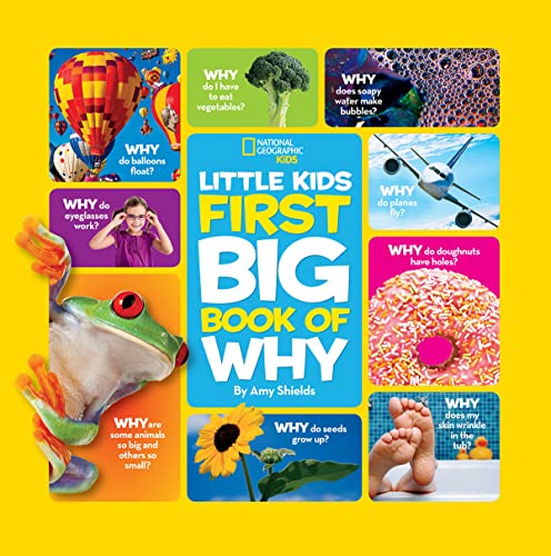 Little Kids First Big Book of Why (First Big Book) from National Geographic Kids