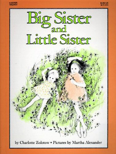 Big Sister and Little Sister from Turtleback Books