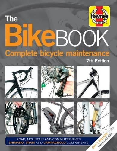 Bike Book: Complete Bicycle Maintenance from HAYNES MANUALS