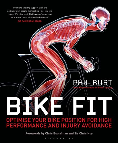 Bike Fit: Optimise your bike position for high performance and injury avoidance from Bloomsbury Sport