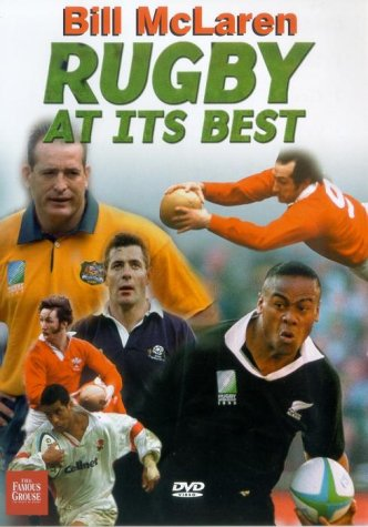 Bill McLaren - Rugby at its Best [DVD] from 2 Entertain Video