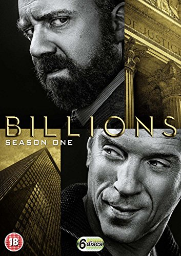 Billions - Season 1 [DVD] [2016] from Paramount Home Entertainment