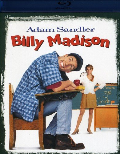 Billy Madison [Blu-ray] [1995] [US Import] from Universal Studios