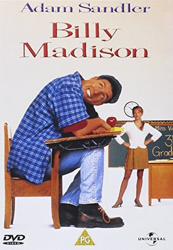 Billy Madison [DVD] from SH123