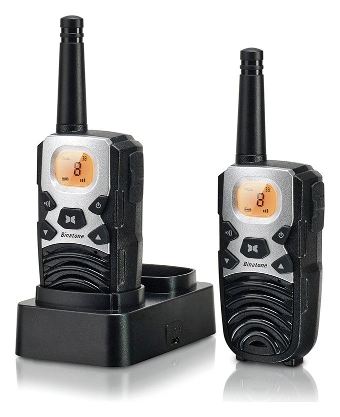 Binatone - Terrain 350 Two Way Radios - Set of 2 from binatone