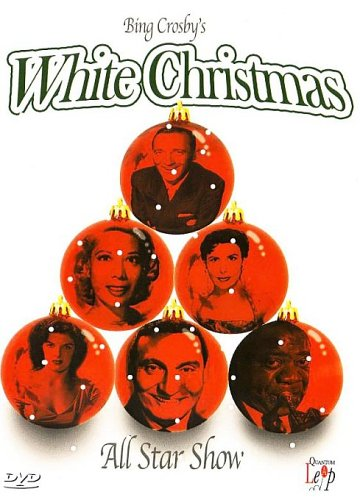 Bing Crosby - White Christmas All Star Show [DVD] from Quantum Leap
