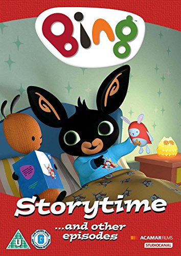 Bing - Storytime [DVD] [2015] from Studiocanal