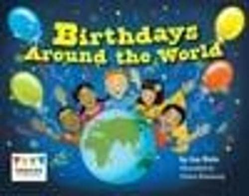 Birthdays Around the World (Engage Literacy Yellow) from Raintree
