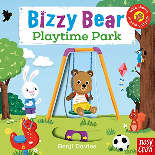 Bizzy Bear: Playtime Park from Nosy Crow Ltd