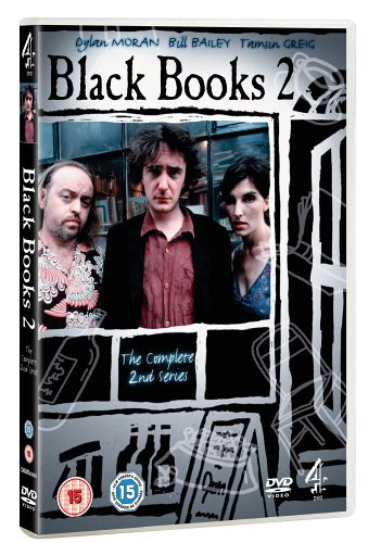 Black Books: Series 2 [DVD] from Channel 4 DVD