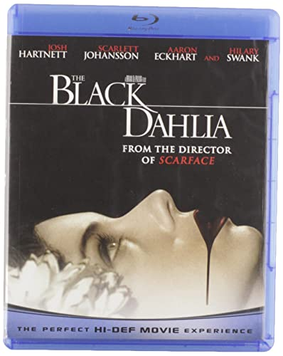 Black Dahlia [Blu-ray] [2006] [US Import] from Universal Home Video