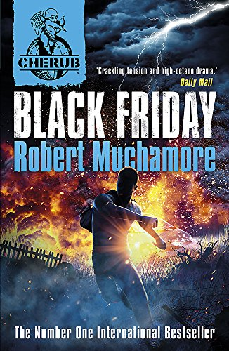 Black Friday: Book 15 (CHERUB) from Hodder Children's Books