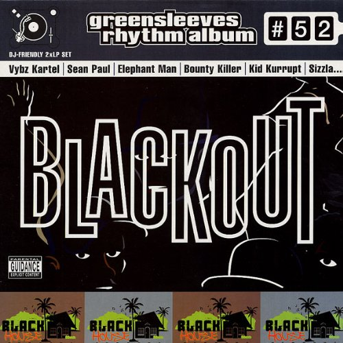 Black Out Riddim [VINYL]