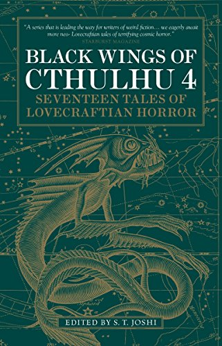 Black Wings of Cthulhu (Volume Four) from Titan Books