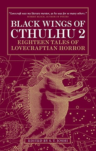 Black Wings of Cthulhu (Volume Two): 2 (Cthulhu 2) from Titan Books