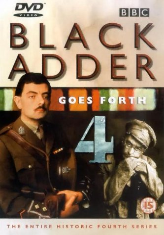 Blackadder 4 - Blackadder Goes Forth - The Entire Historic Fourth Series [1989] [DVD] from BBC