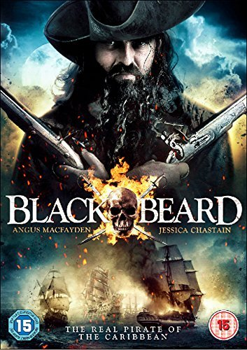 Blackbeard [DVD] from Spirit Entertainment Limited