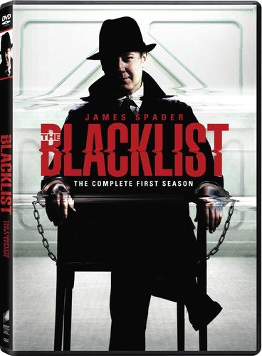 Blacklist: The Complete First Season [DVD] [2013] [Region 1] [US Import] [NTSC] from Sony