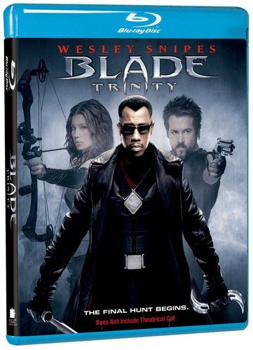 Blade: Trinity [Blu-ray] [2004] [US Import] from Warner Home Video