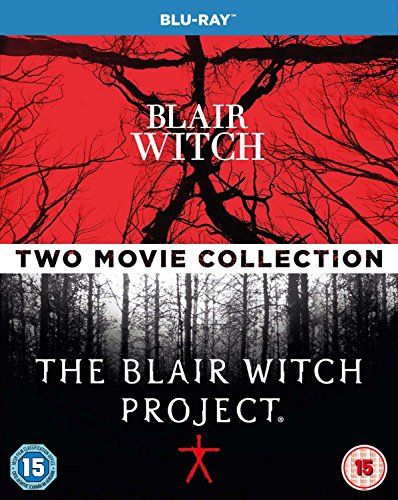 Blair Witch Double Pack (The Blair Witch Project/Blair Witch) [Blu-ray] [2016] from Lions Gate Home Entertainment