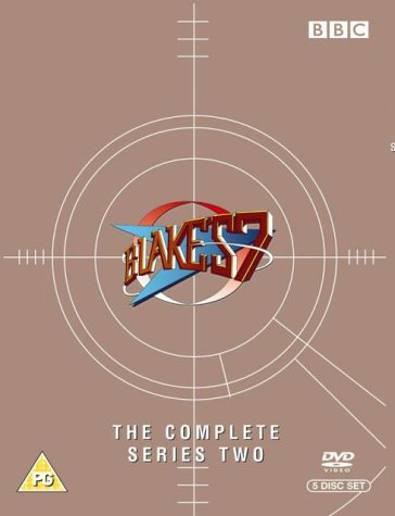 Blake's 7 - Series 2 [DVD] [1978] from 2 Entertain Video