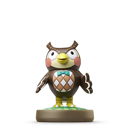 Blathers - amiibo Animal Crossing Collection (Nintendo Wii U/3DS) from Nintendo