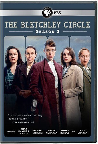 Bletchley Circle: Season 2 [DVD] [2012] [Region 1] [US Import] [NTSC] from PBS