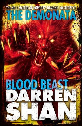 BLOOD BEAST (The Demonata) from HarperCollins Children's Fiction