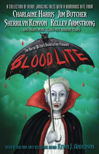 Blood Lite: Humourous Horror Anthology from Gallery Books