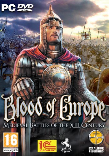 Blood of Europe (PC CD) from Excalibur Games
