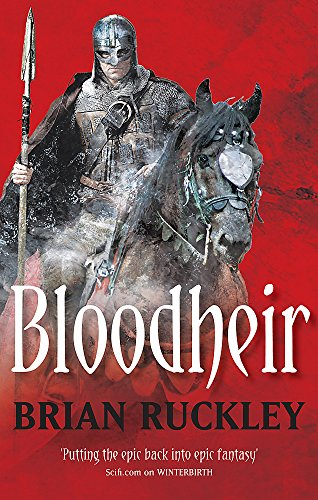 Bloodheir: The Godless World: Book 2 from Orbit