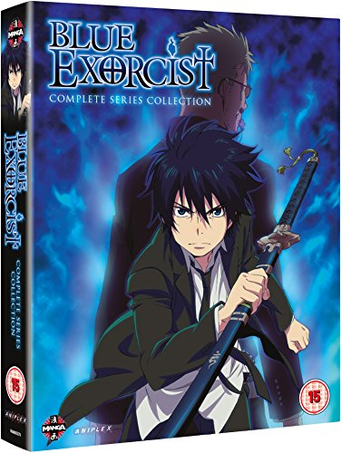 Blue Exorcist: The Complete Series Collection [Blu-ray] from Manga Entertainment