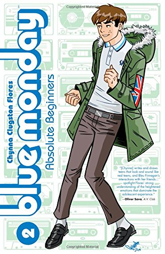Blue Monday Volume 2: Absolute Beginners from Image Comics