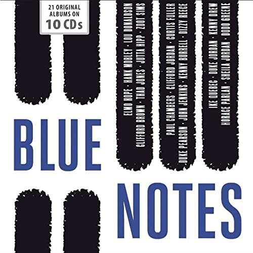 Blue Notes from DOCUMENTS