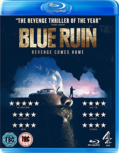 Blue Ruin [Blu-ray] from Channel 4 DVD
