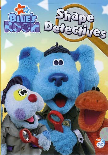 Blue's Clues: Blue's Room - Shape Detectives [DVD] [Region 1] [US Import] [NTSC] from Paramount Home Video