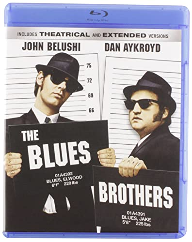 Blues Brothers [Blu-ray] [1980] [US Import] from Universal Home Video